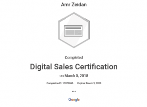 Internet Marketing Consultant, Internet Marketing Consultant – Amr Zeidan